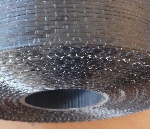 Ud verre 6 cm de large 560 gr m vendu au m tre lin aire boutique materiaux composites - Lino 5 metre de large ...